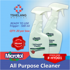 Microtol+ All Purpose Cleaner Box (20)