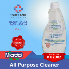 Microtol+ All Purpose Cleaner Refill 500ml