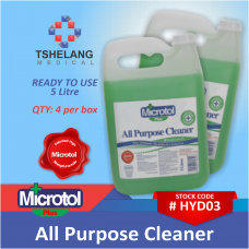 Microtol+ All Purpose Cleaner 5L
