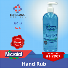 Microtol+ Hand Rub 500ml