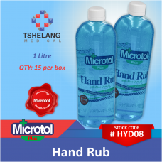 Microtol+ Hand Rub 1L Box