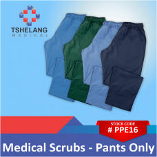 Medical Scrubs - Pants Only
