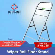 Wiper Roll Floor Stand - Steel